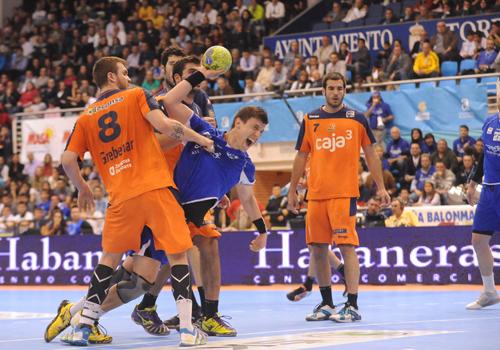 BM Torrevieja, en semifinales de la XXXVII Copa del Rey